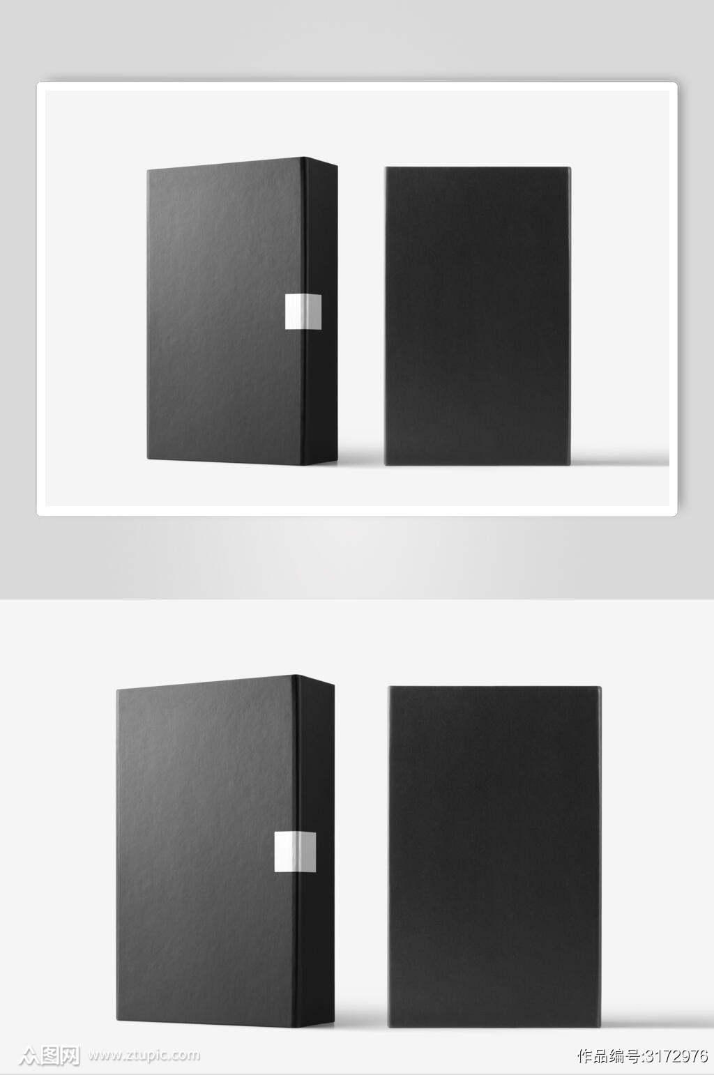 低调笔记本简约文创样机素材