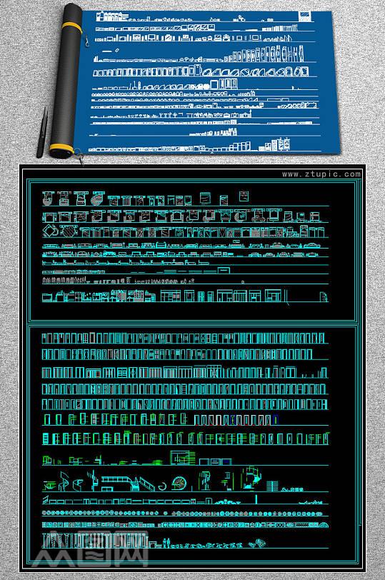 经典CAD图库-众图网