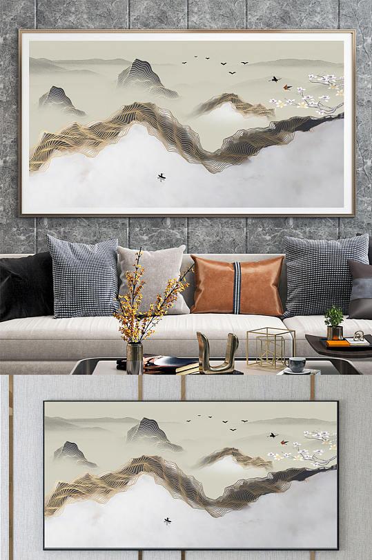 艺术画中国风装饰画-众图网