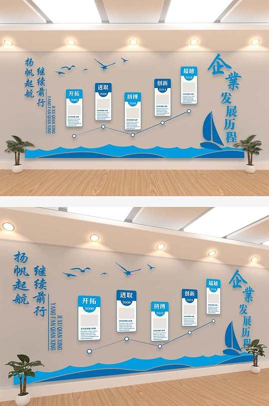 生产车间文化墙创意设计图片-众图网