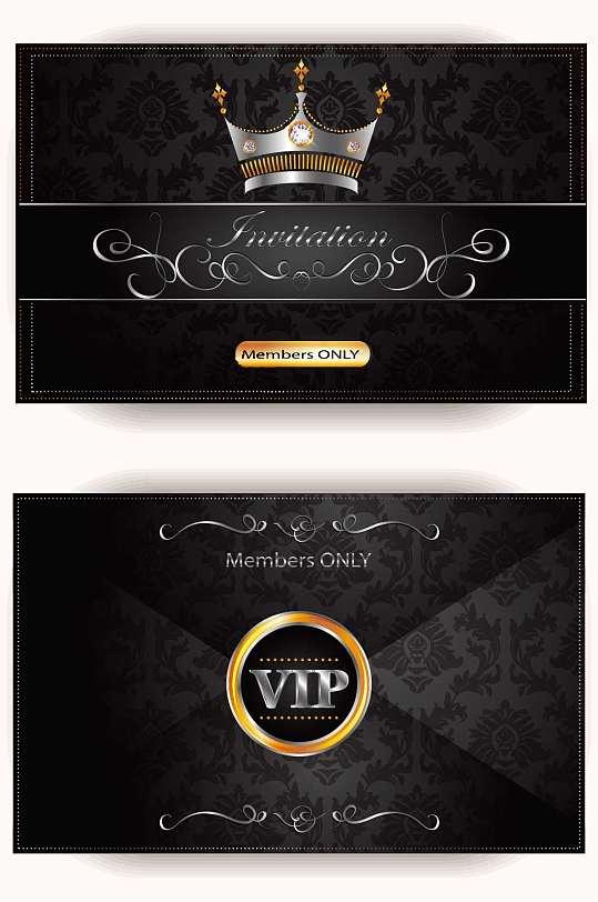 精品酒吧黑金卡模板设计-众图网