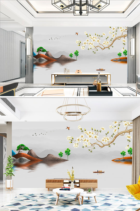 花鸟中式 (3)-众图网