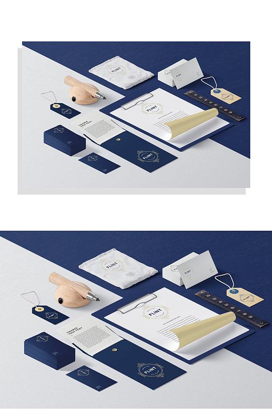 企业VI样机产品效果图-众图网