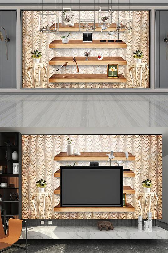 背景墙室内 装修-众图网