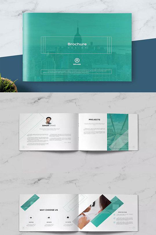 绿色企业文化墙设计-众图网