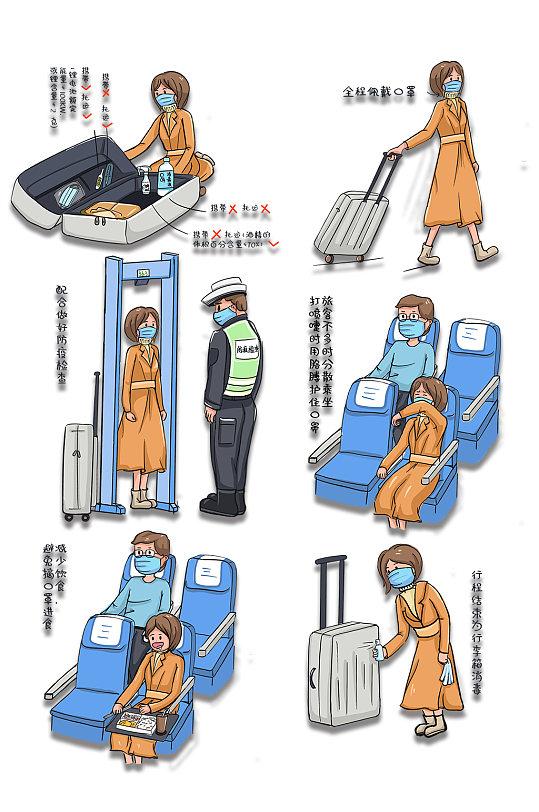 警察防疫安检素材-众图网
