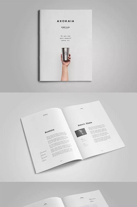 创意画册设计-众图网