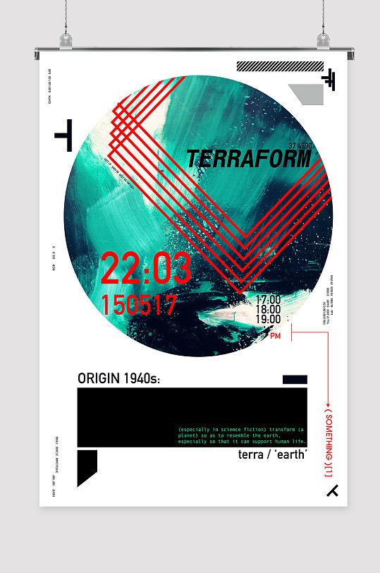 国外海报图片-众图网